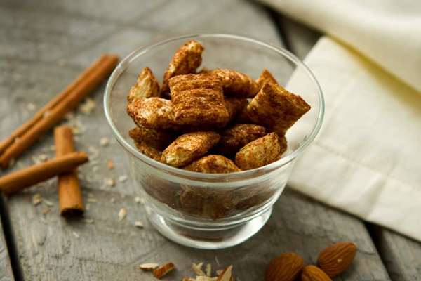 Cinnamon Almond Cookie Crunch - 8 Count