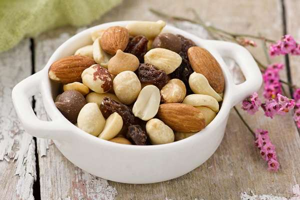 Nuts About Chocolate - 5 Count