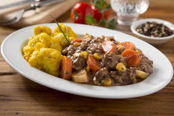 Beef Steak and Ale Stew